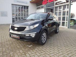 KIA Sportage LX 4WD/Klima/AHK/Alu(8-fach bereift)