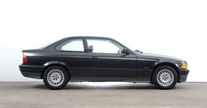 BMW-318-iS Coupe,Begangnade