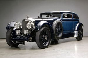 """BENTLEY-Andere-Speed Six """"Blue Train"""" Recreation by Racing Gree,Oldtimer"""