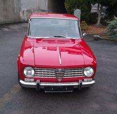 ALFA ROMEO-Giulia-1600,Oldtimer