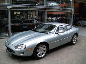 Jaguar-XK8-XK 8 4,0 Coupé,Gebrauchtwagen