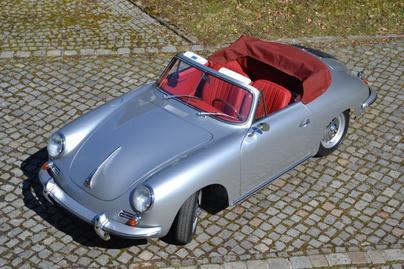 PORSCHE 356 BT6 Super Cabriolet