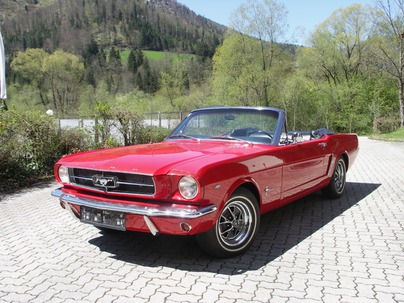 FORD Cabriolet 289