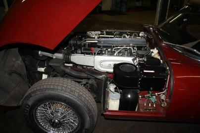 JAGUAR E-Type S3 Cabrio