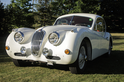 JAGUAR XK 140 C Type Head, FHC.