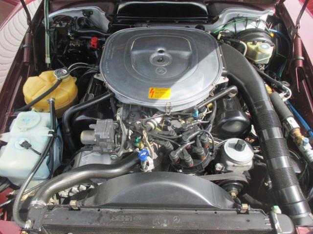 MERCEDES-BENZ SL 560