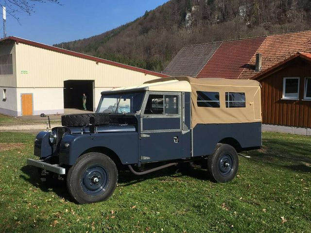 LAND ROVER Serie I 109 Pick Up Soft Top
