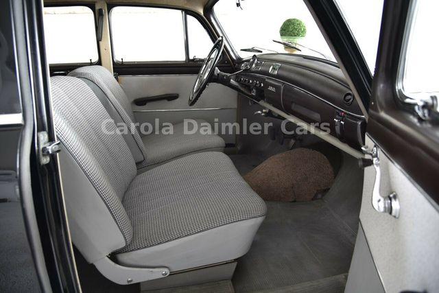 MERCEDES-BENZ 190 b Ponton W121 | Erstlack | kompl. Original