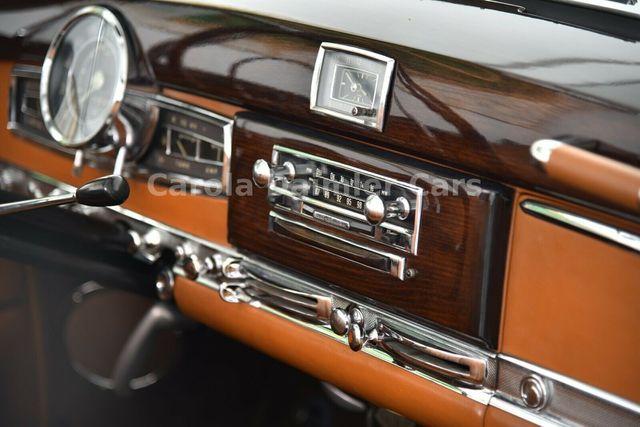 MERCEDES-BENZ 300 b Cabriolet D Adenauer W186 | Restauriert