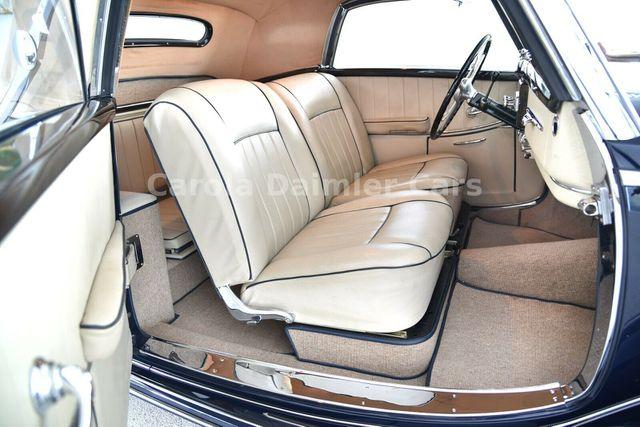 MERCEDES-BENZ 220 Cabriolet A W187 |  Restauriert | Historie