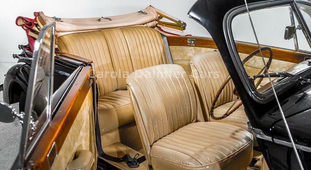 ANDERE Andere Riley 2,5 Liter RMD Cabriolet | engl. Original