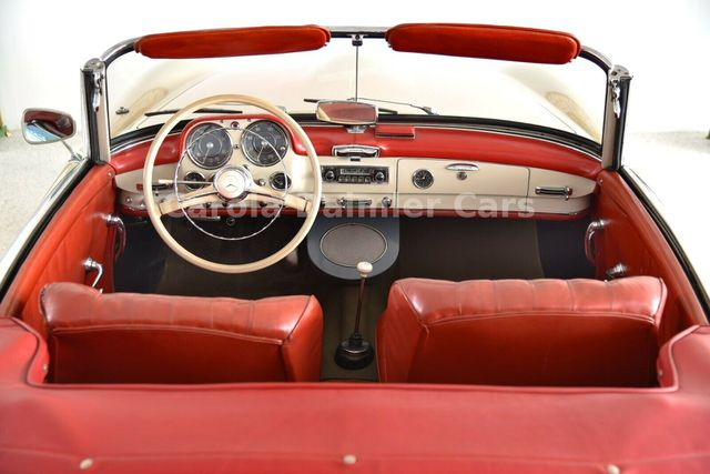 MERCEDES-BENZ 190 SL Roadster W121 | Matching Numbers & Colors