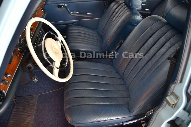 MERCEDES-BENZ 280 SE 3.5 W108 | Deutsche Vollrestaurierung