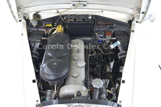 MERCEDES-BENZ 300 S Coupé W188 | Dt. Vollrestaurierung