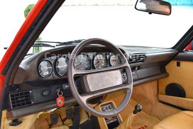 PORSCHE 930 911 Turbo 3.3 Coupé () | Originalzustand | SD