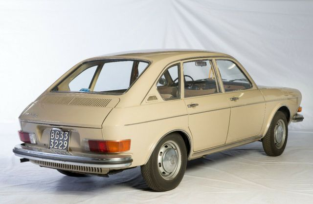 """VW Andere 411 LE """"orig. 86' km!!"""""""