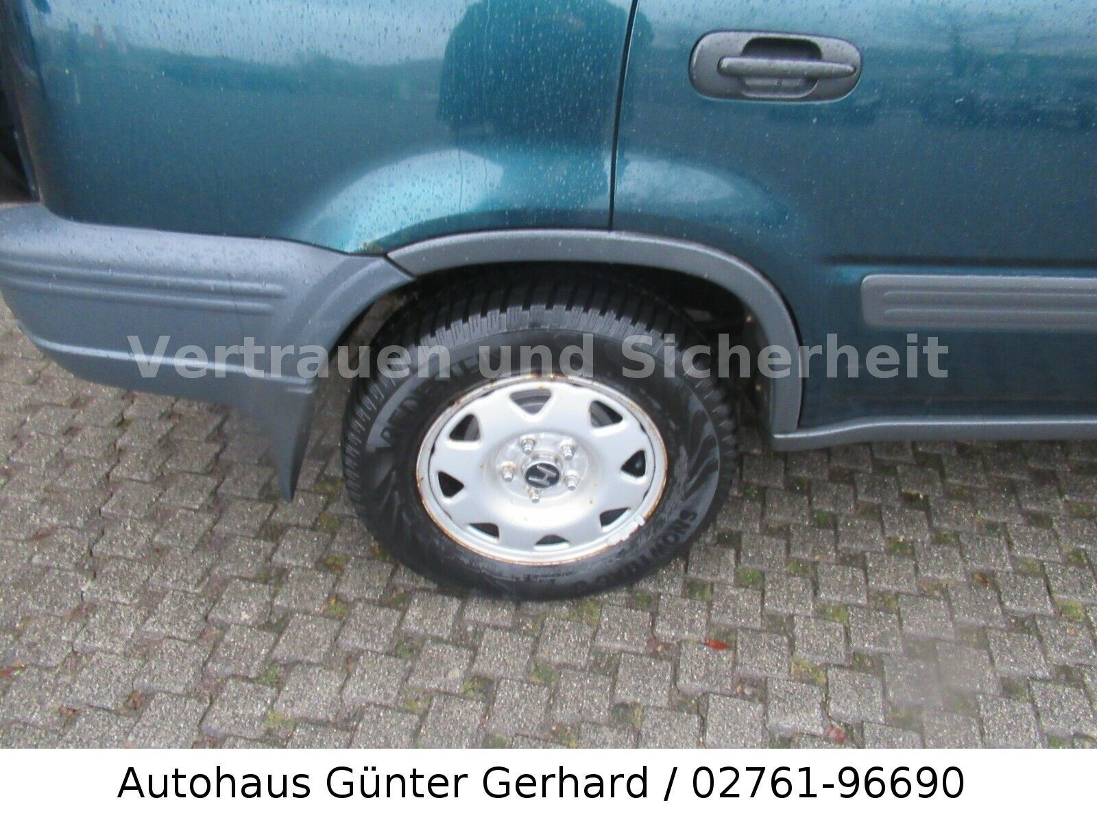 HONDA CR-V Automatik 4x4 Allrad nur an Händler Export