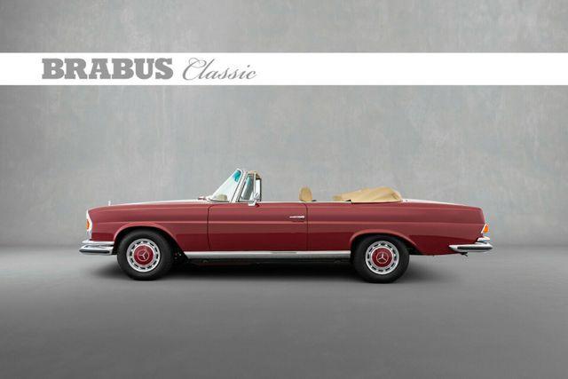 MERCEDES-BENZ 280 SE 3.5 Cabriolet BRABUS Classic