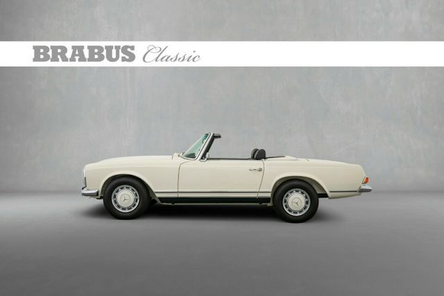 MERCEDES-BENZ SL 280 280 SL Pagode BRABUS Classic Restauration