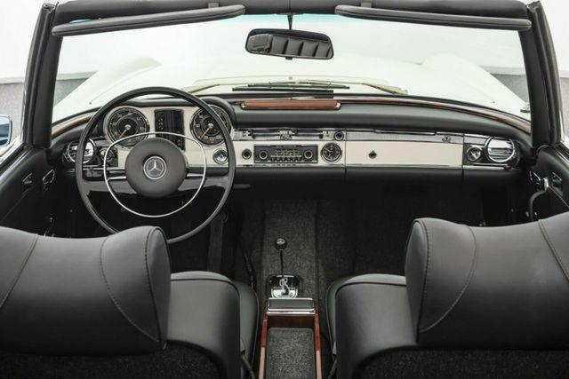 MERCEDES-BENZ SL 280 280 SL Pagode BRABUS Classic Restauration