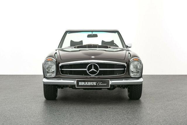 MERCEDES-BENZ SL 280 Pagode BRABUS Classic Restauration
