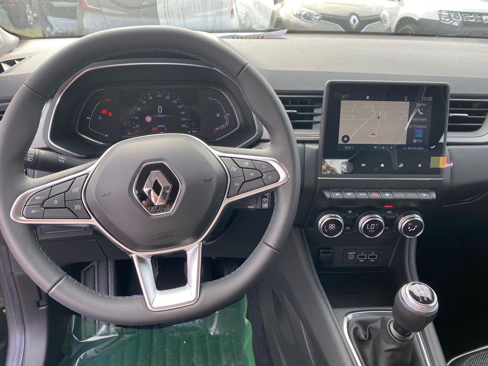 Autohaus Grohs: RENAULT Captur Intense TCe 100