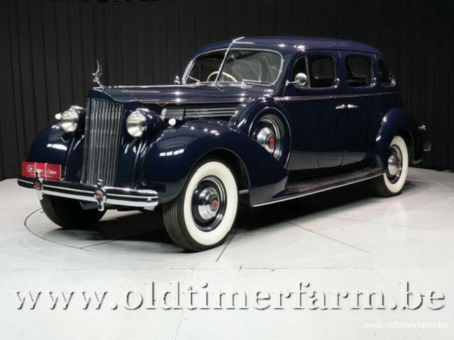 ANDERE Andere Packard Eight Saloon '38