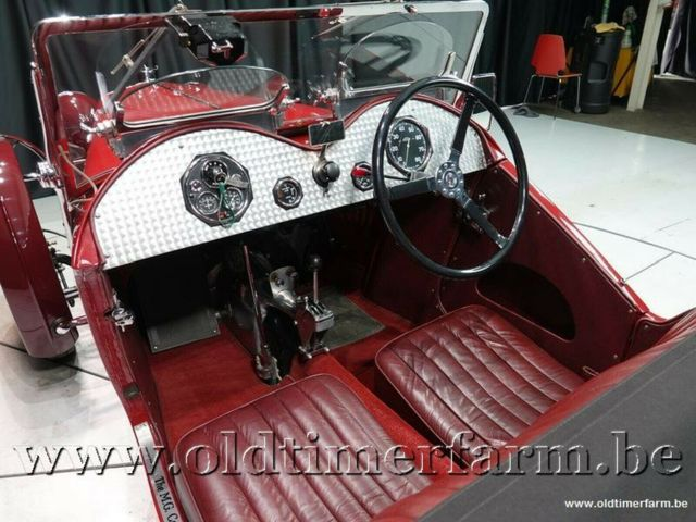 MG Andere J2 Supercharged '33