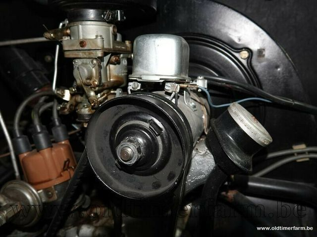 VW Andere Kever Ovaal Ragtop '55