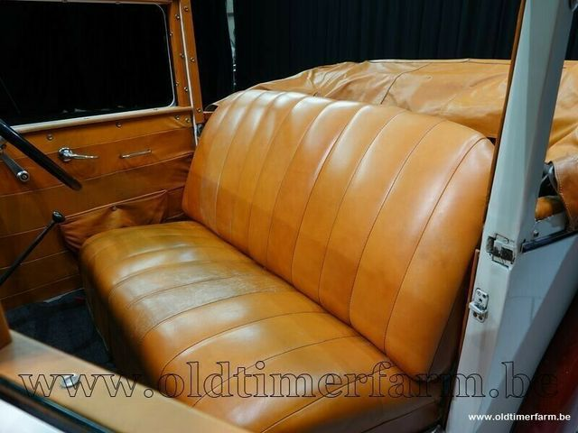 ANDERE Andere Mathis TY Cabriolet '33