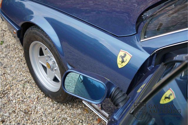 FERRARI 400 i with only 22000 miles from new!