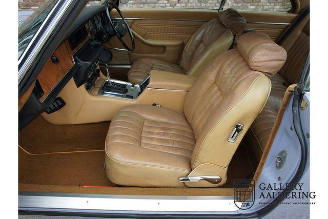 JAGUAR XJ6 4.2 Coupe Series 2 RHD well documented