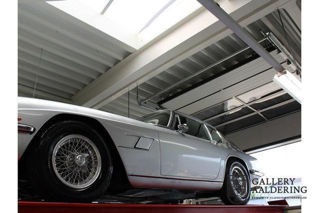 MASERATI Andere Mistral 4000 matching numbers & colours, Europea