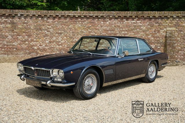 MASERATI Andere Mexico Low kilometres, highly original condition