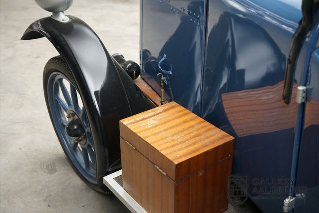 ANDERE Andere Gwynne Eight standard 2 seater Last surviving Gw