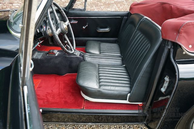 JAGUAR XK 150 DHC, engine rebuilt, well documented