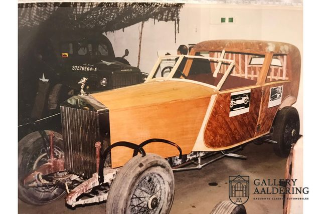 ROLLS ROYCE Andere Freestone and Webb 4D6 unique handmade body, ful