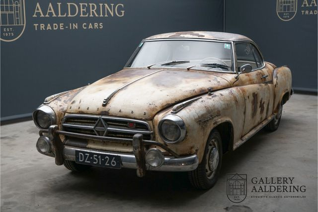 BORGWARD Andere Isabella Coupé Very well maintained car
