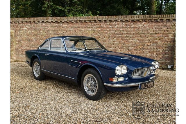 MASERATI Andere Sebring 3500 GTi series 2 matching numbers, rest