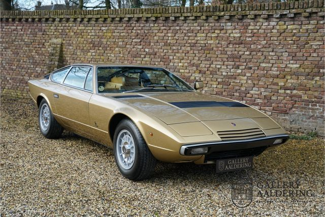 MASERATI Andere Khamsin 4.9 H5 with great history, top condition
