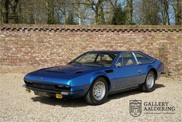 LAMBORGHINI Andere Jarama 4.0 S GT 2+2 Only 152 made! Low kilometre