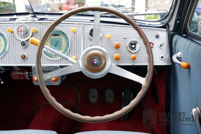 ALFA ROMEO Andere 6C 2500 Touring Coupé Full known history since n