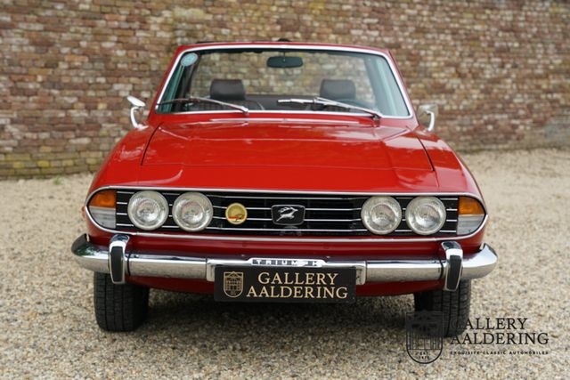TRIUMPH Andere Stag very nice condition