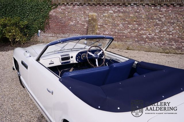ANDERE Andere Delahaye 235 Convertible by Antem Unique one-off