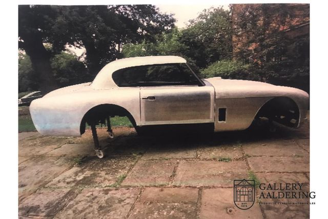 ASTON MARTIN DB 2/4 MK2 fixed head coupé by Tickford only 34