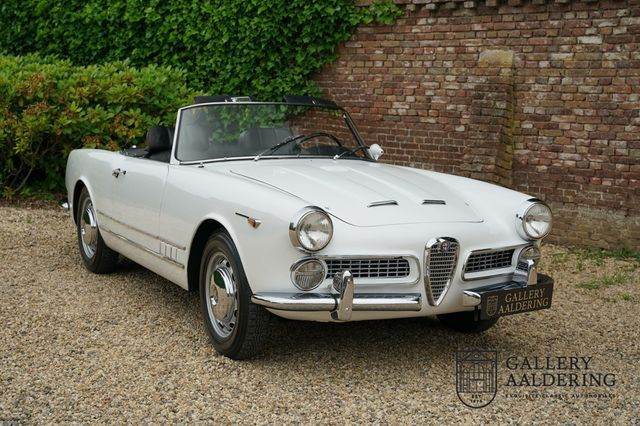 ALFA ROMEO Andere 2000 Touring Spider Nice overall condition, perf