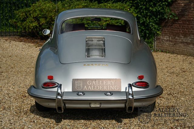 PORSCHE 356 B Very nice drivers condition, great colour