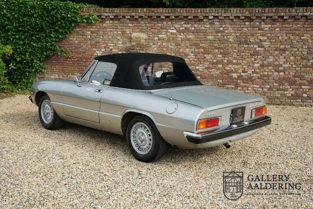 ALFA ROMEO Spider 2000 Very well maintained car, Restored c