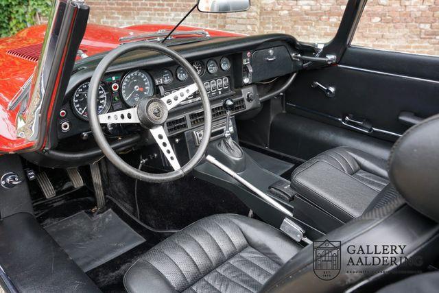 JAGUAR E-Type Series 3 V12 Fully revised condition, mat
