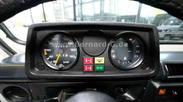 """MERCEDES-BENZ G 290 290GD""""FAST-NEUWAGEN""""nur 4.850 km! 2x Klima!!"""
